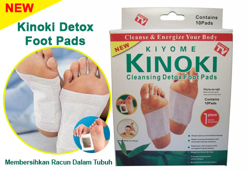 Detox footpatch