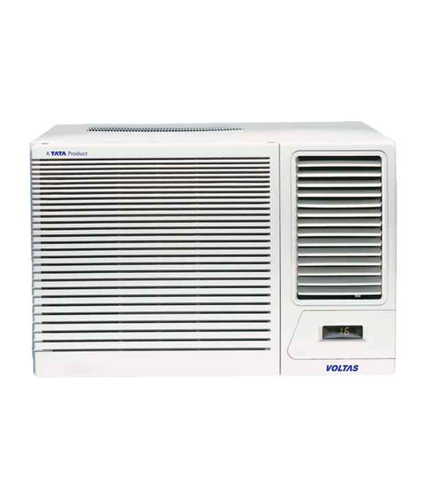 Online voltas 1 5 ton 2 star 182 cy window air conditioner for Window 0 5 ton ac