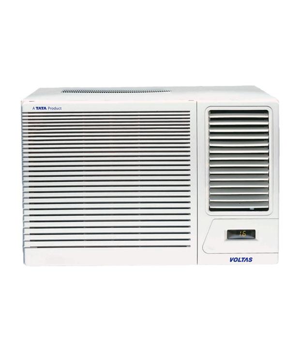 Online voltas 1 5 ton 2 star 182 cy window air conditioner for 2 ton window air conditioner