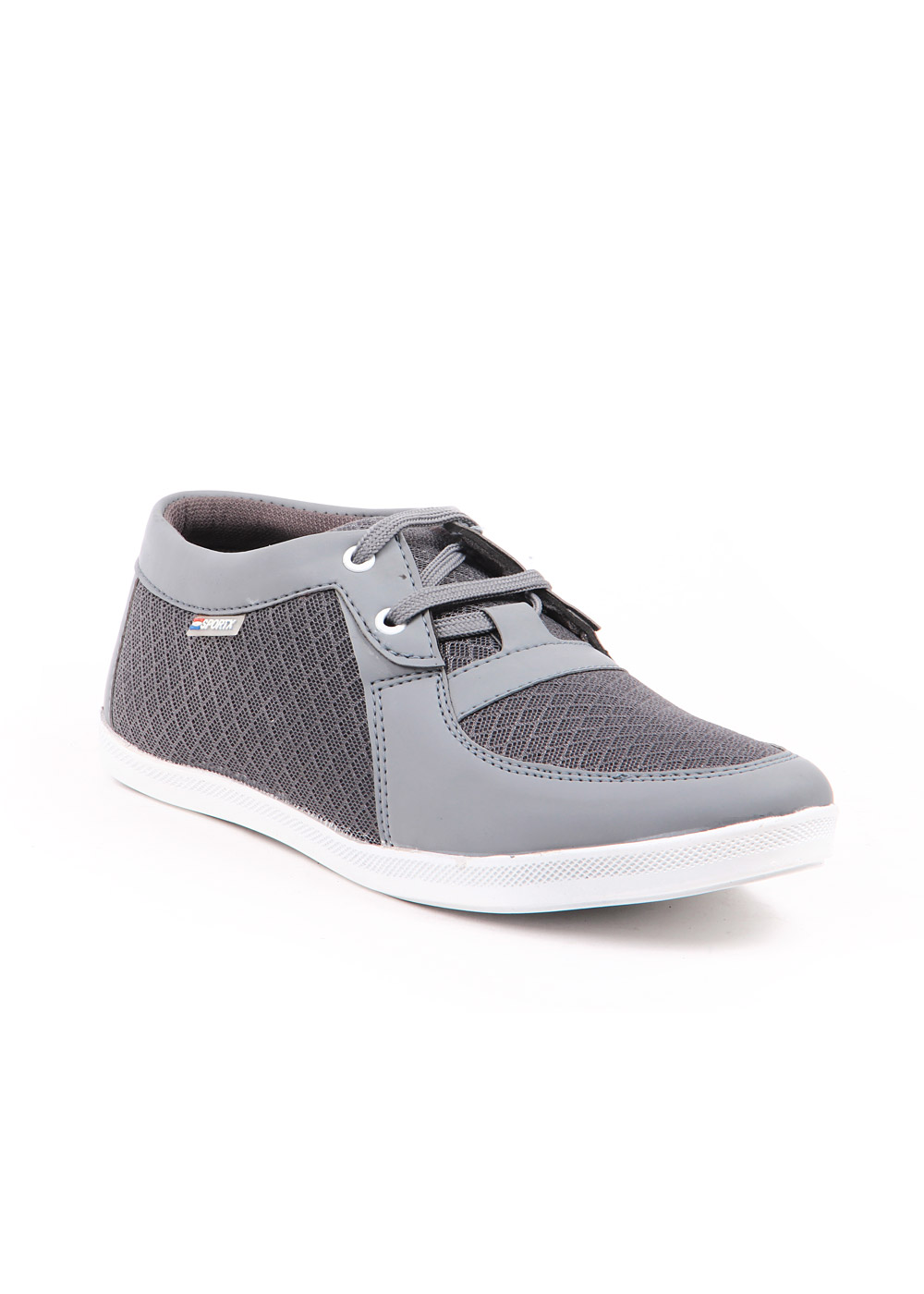 foot n style grey casual shoes