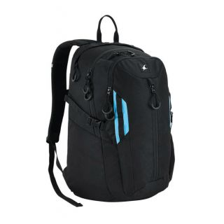 Fastrack Black Bags for Men - A0335NBK01