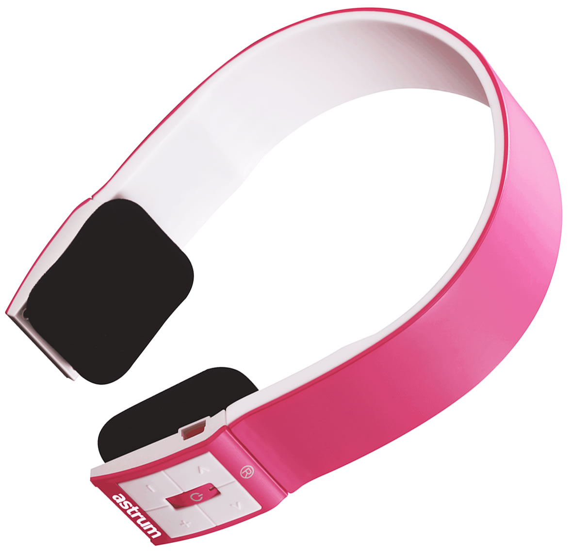 Bluetooth Headset Pink