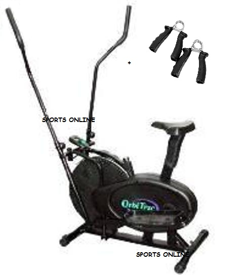 Branded orbitrack orbitrek cardio bike exercise cycle home
