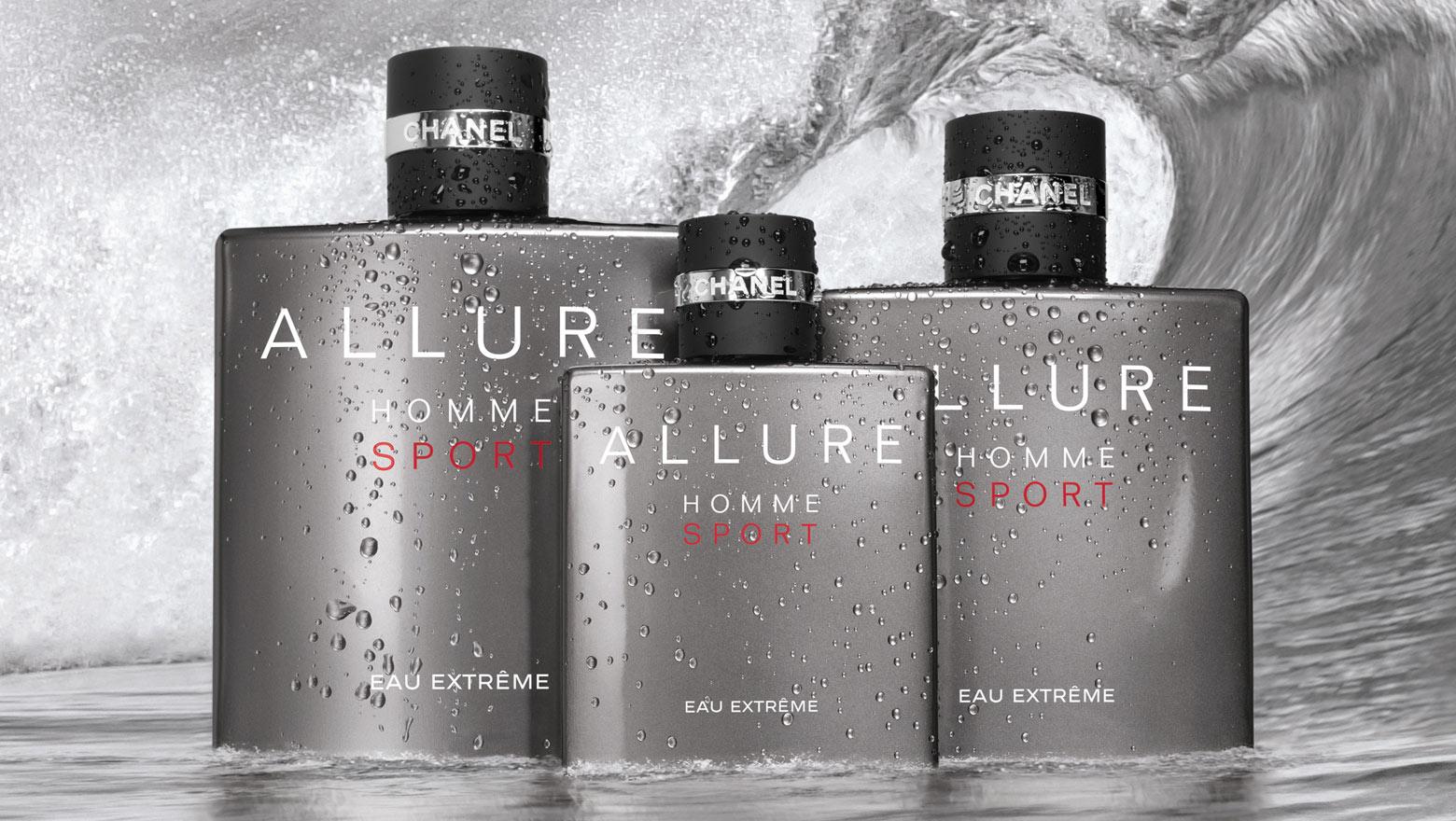 chanel allure homme sport eau extreme men perfume 100ml. Black Bedroom Furniture Sets. Home Design Ideas