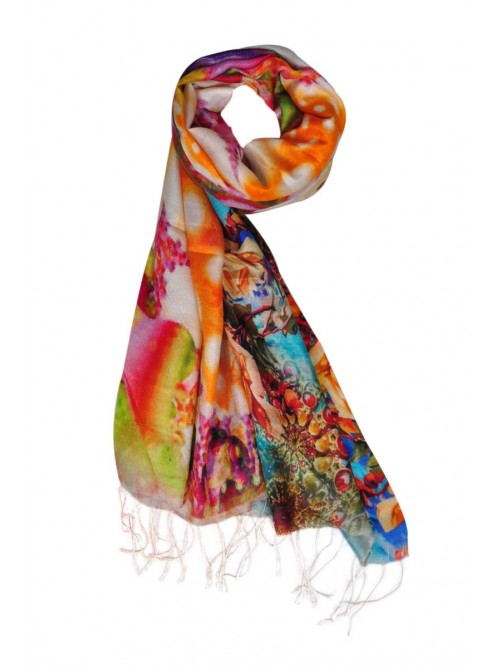 Elabore Women'S Digital Printed Stole
