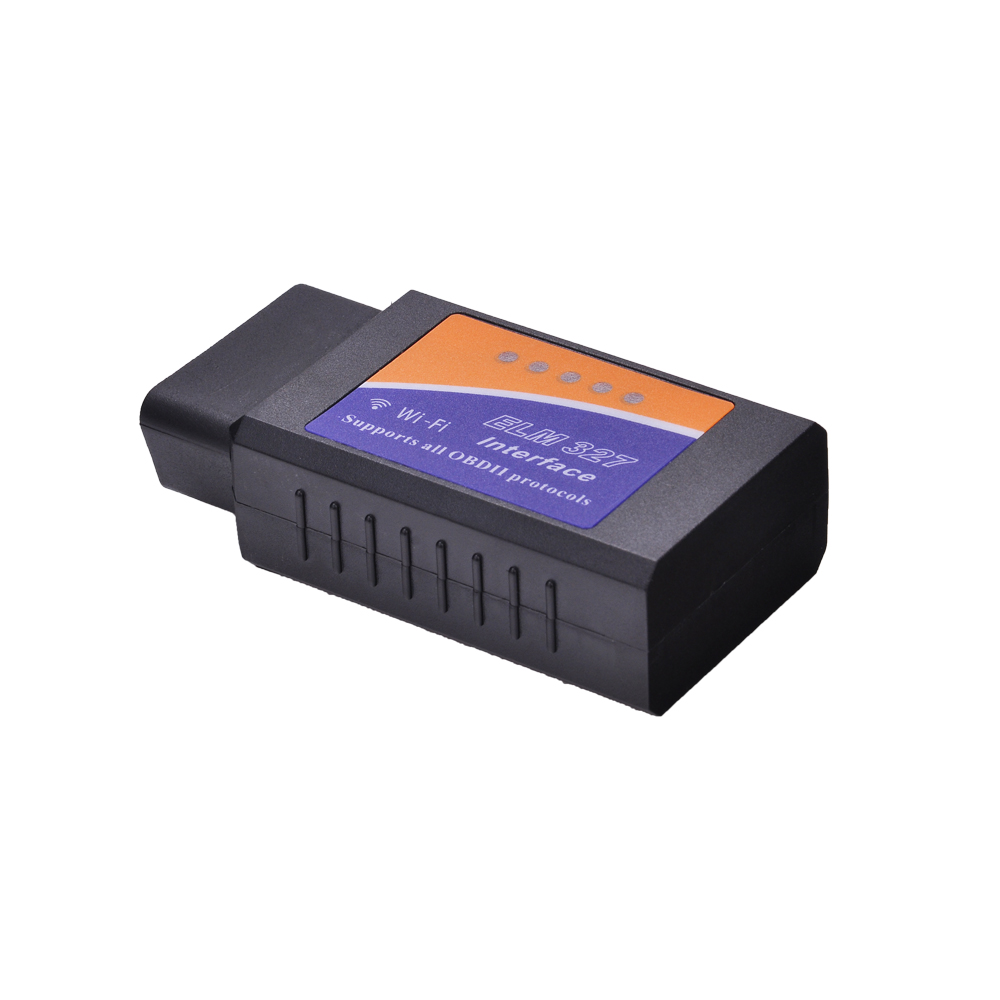 buy elm327 wifi wireless obdii obd2 car diagnostic scanner adapter for iphone ipod online. Black Bedroom Furniture Sets. Home Design Ideas