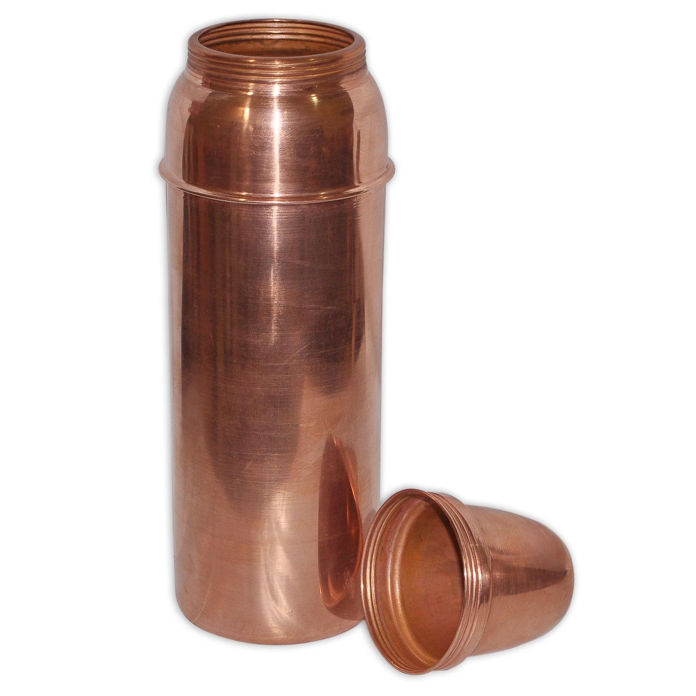 Copper Water Bottle 78