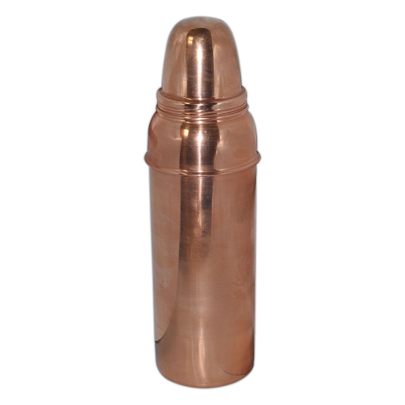 Copper Water Bottle 118