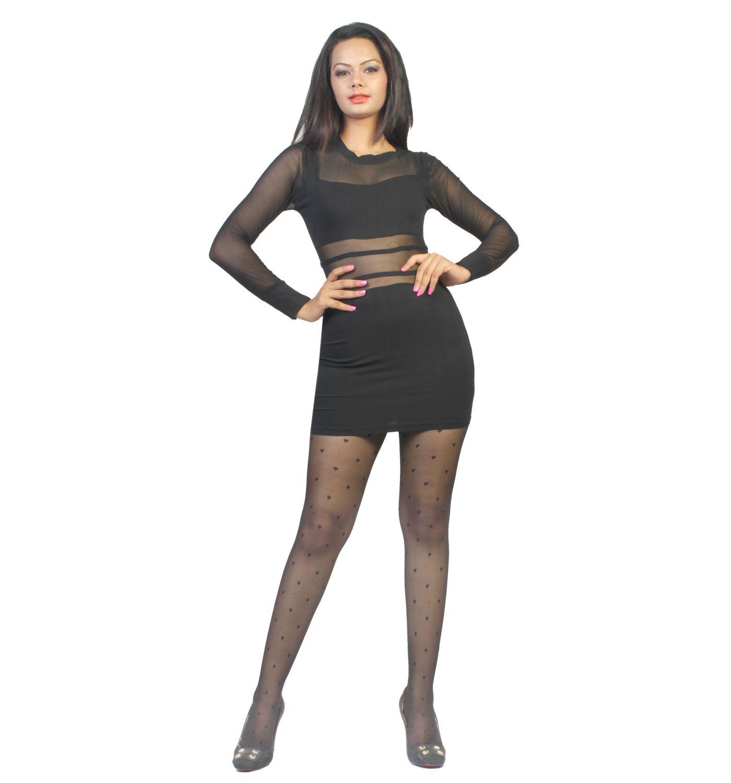 miss black nylons pics - photo #4