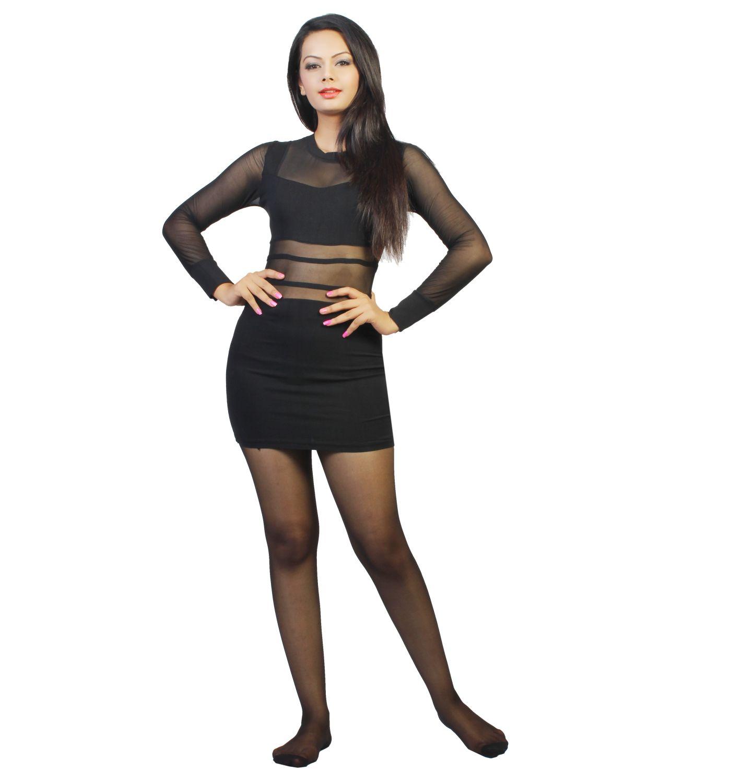 miss black nylons pics - photo #8