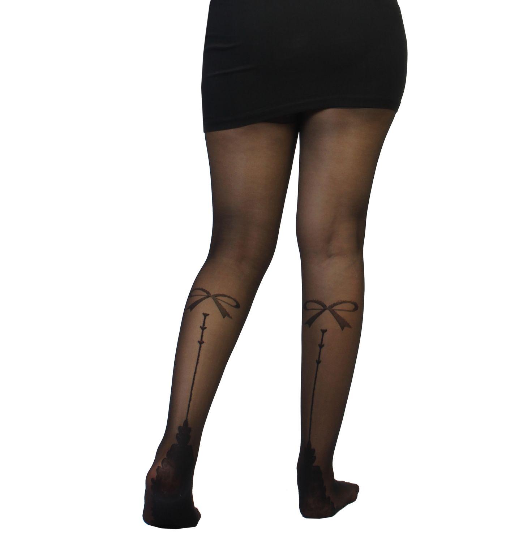 miss black nylons pics - photo #2