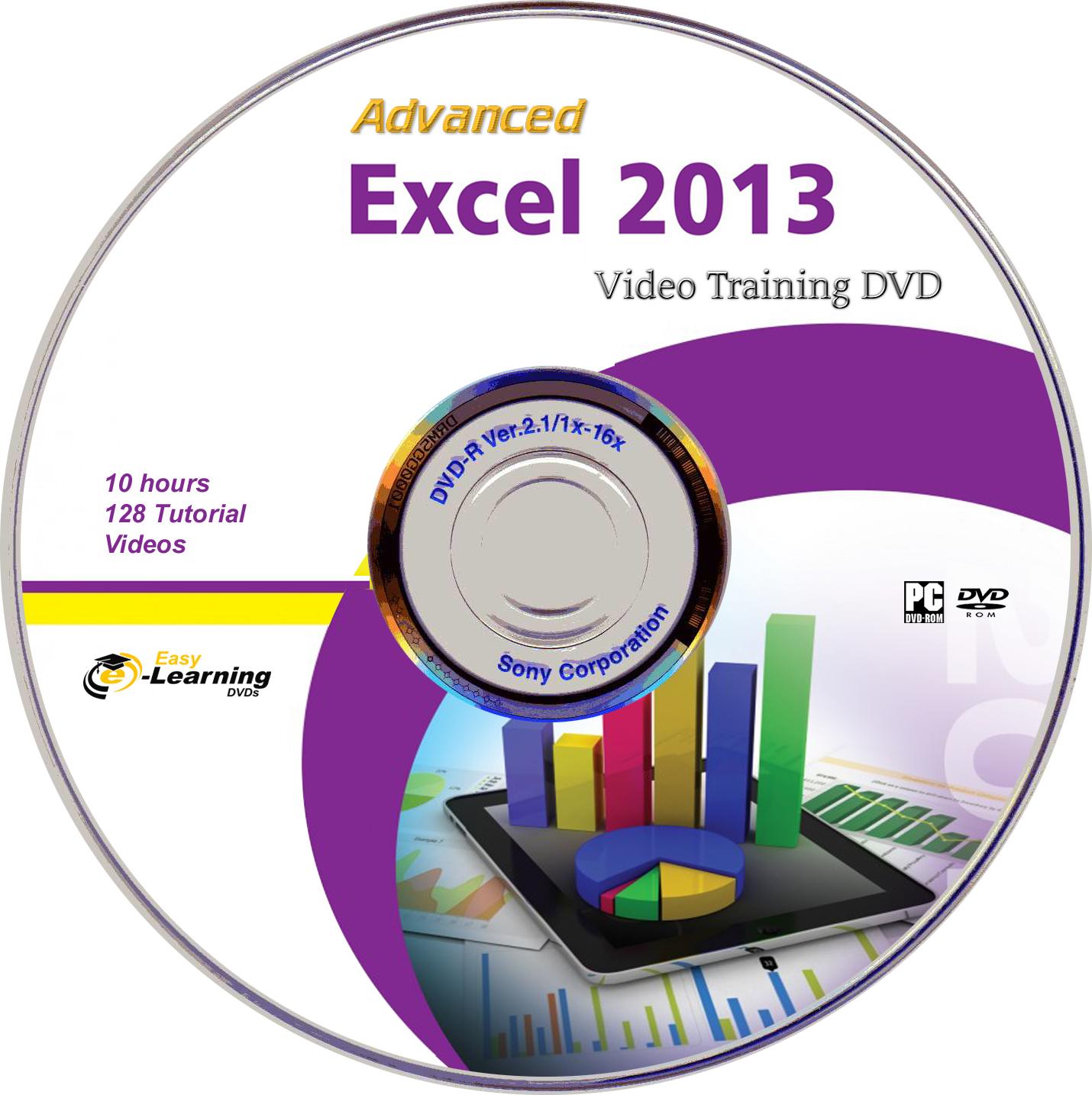 advanced excel 2013 tutorial pdf