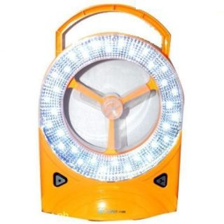 32 LED Rechargeable Emergency Light (with Fan)