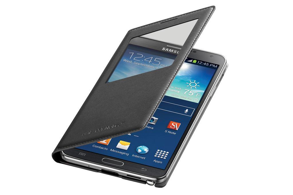 Samsung Galaxy Note 3 Flip Cover Samsung Galaxy Note 3 N9500