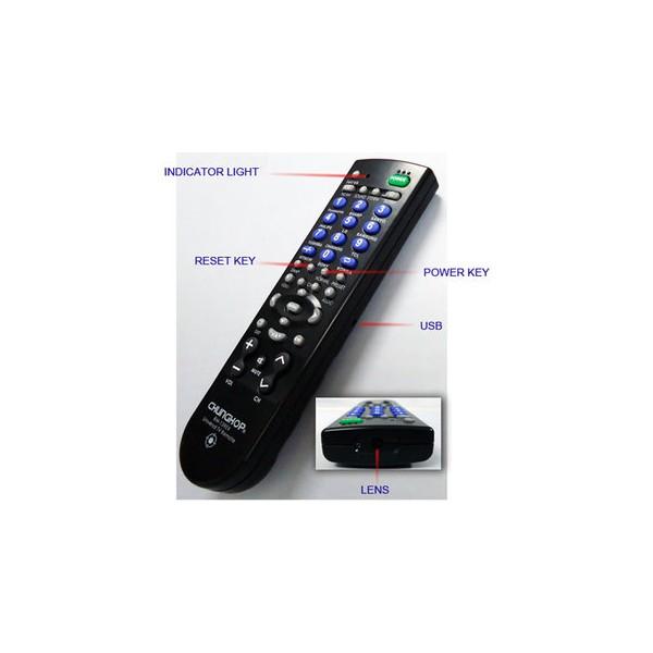 Full HD 1080P 8GB SPY DVR Hidden Camera Mini TV Remote ...  Remote Control Hidden Camera