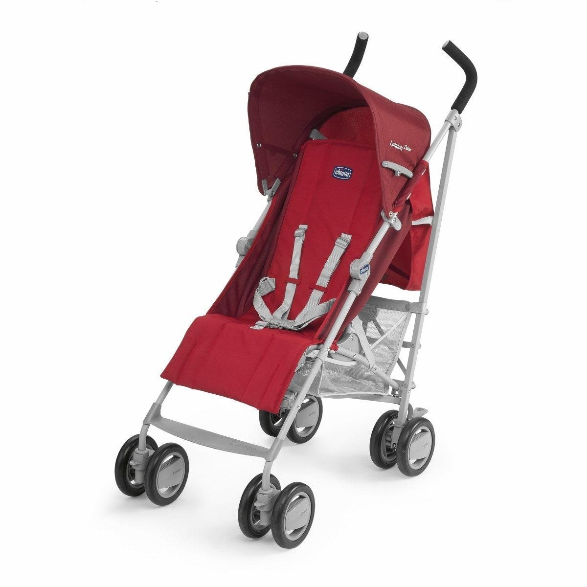 Buy Chicco London Up Stroller Red Wave Online- Shopclues.com