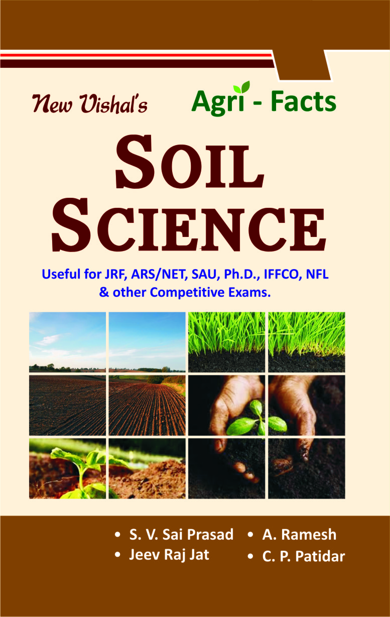 Agri facts soil science in india shopclues online for Soil details