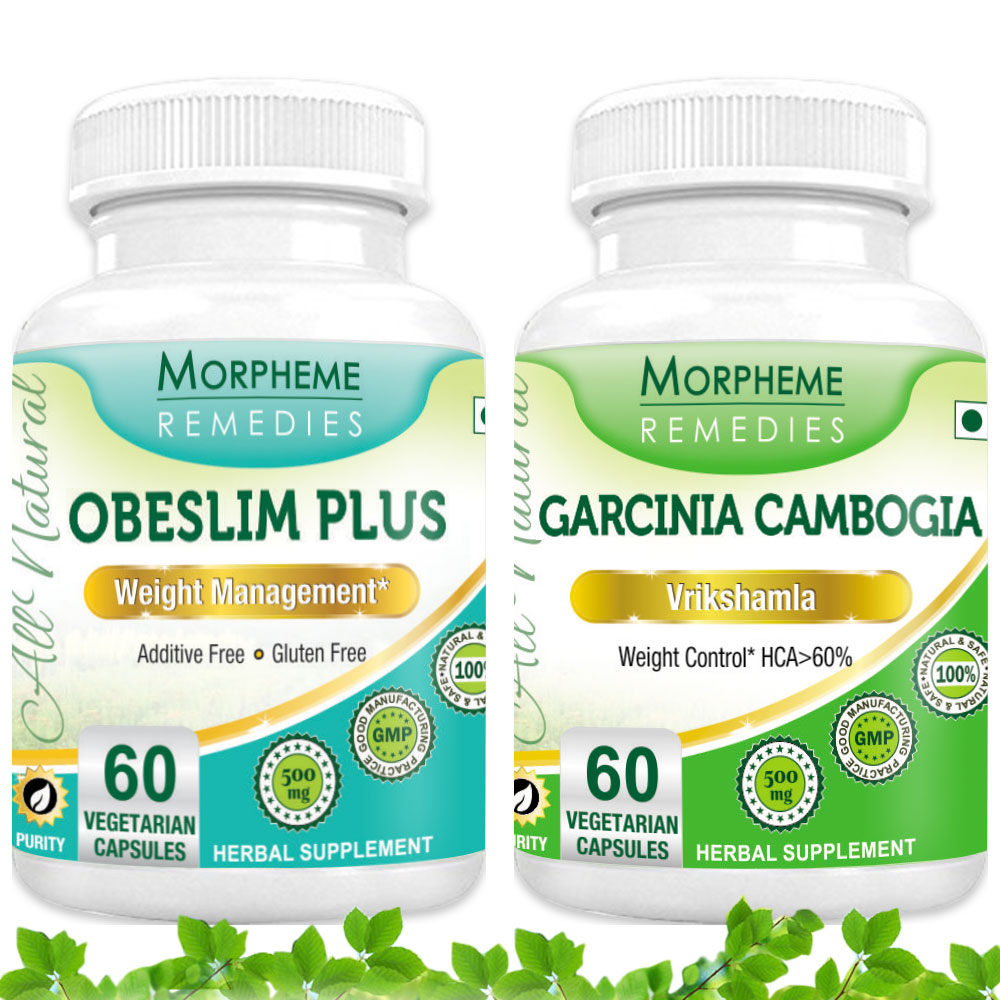 Morpheme Combo Supplements For Weight Loss & Obesity