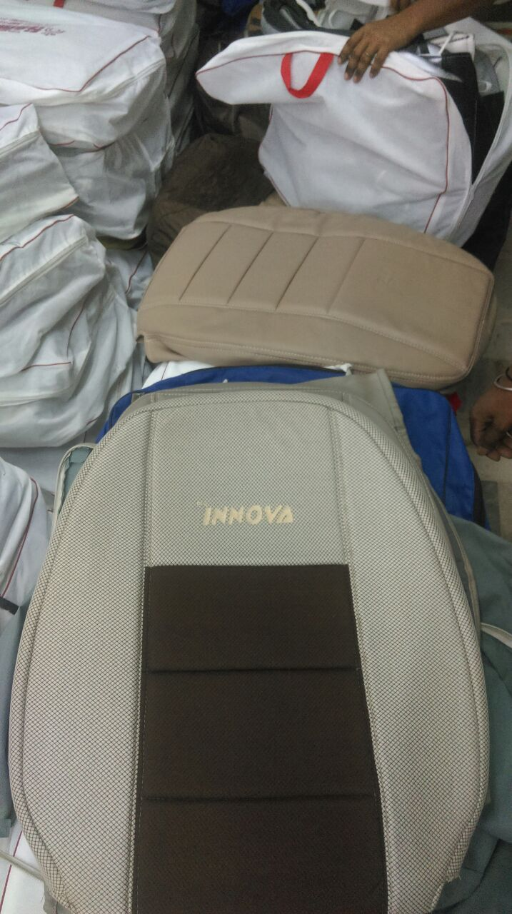Innova 7 Car Seat Cover Online At Best Prices In India