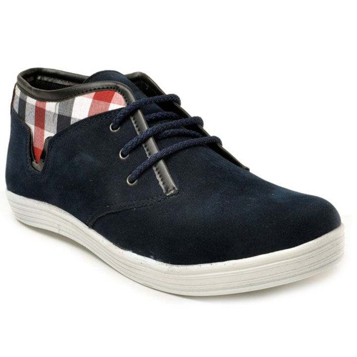 Bacca Bucci Suave Navy Blue Boots