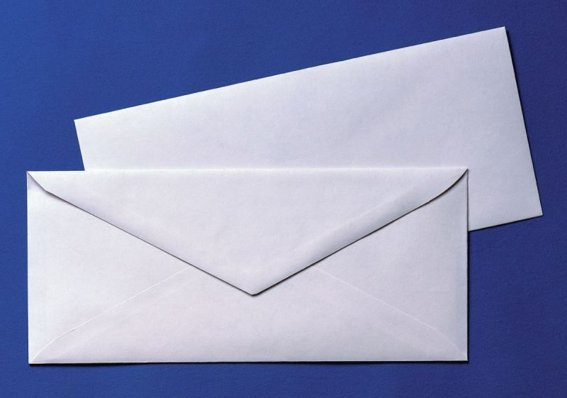 Choose from a large selection of envelopes, printed or plain, in many different sizes, styles, colors and material.