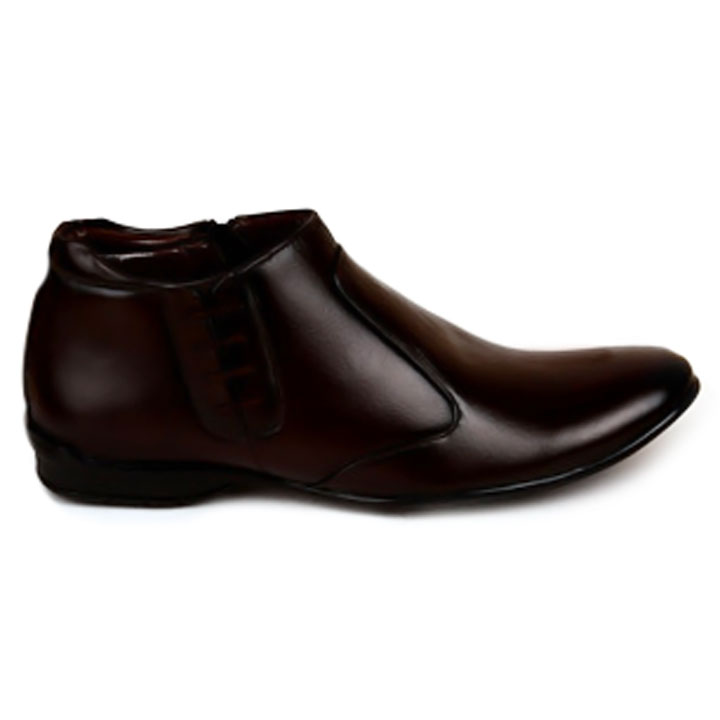 Bacca Bucci Suave Dark Brown Boots