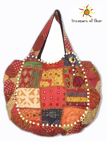 Treasure Of Thar Women's Handbag (TOT 26)