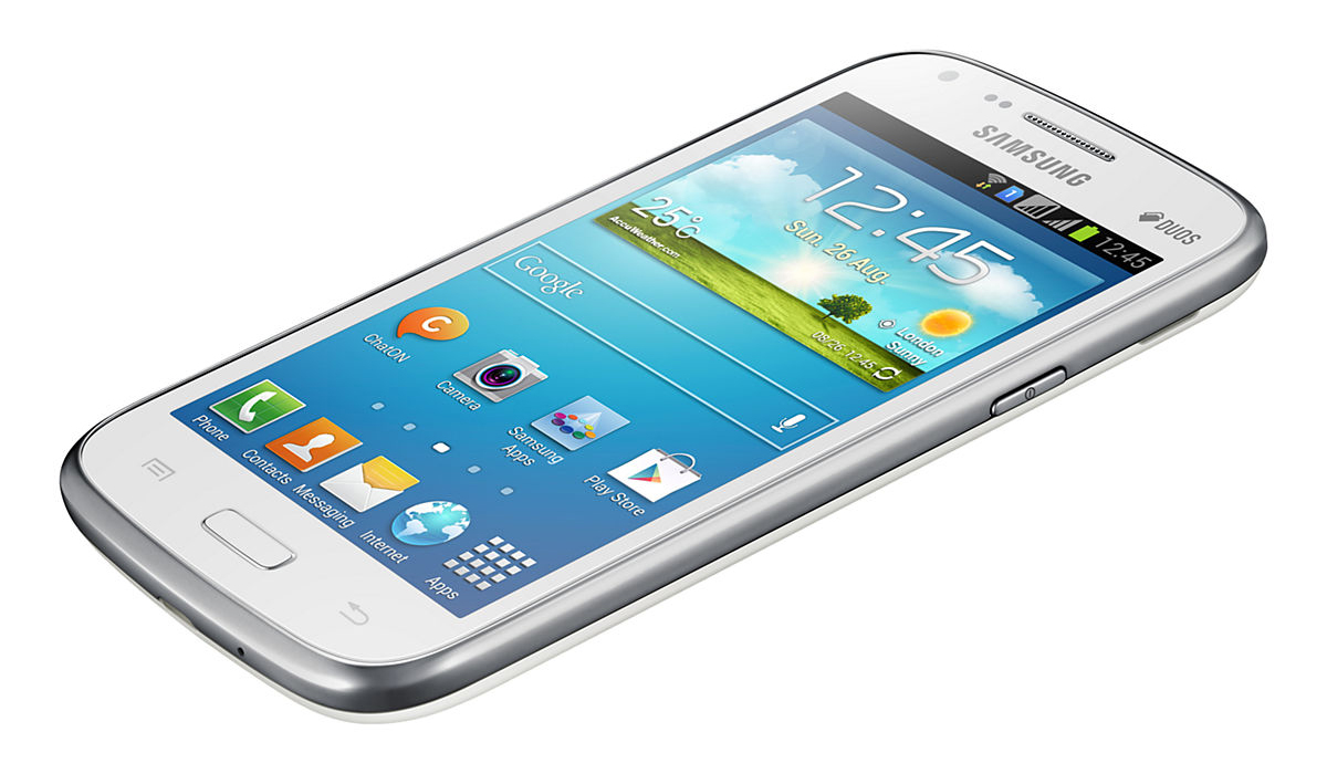 Samsung Galaxy Core Duos I8262 Clear Glocy SCREEN GUARD SCREEN PROTECTOR SCRATCH GUARD Protects Mobile + Excellent Quality