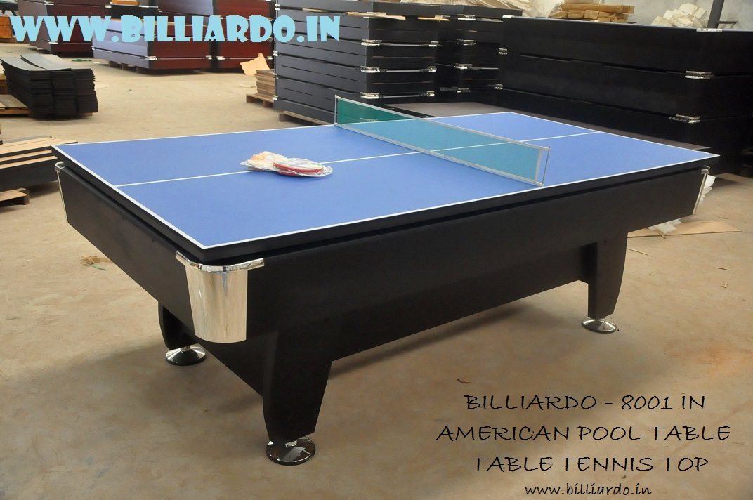 American pool table standard size 8 4 with table tennis table cum dining table - Standard size of pool table ...
