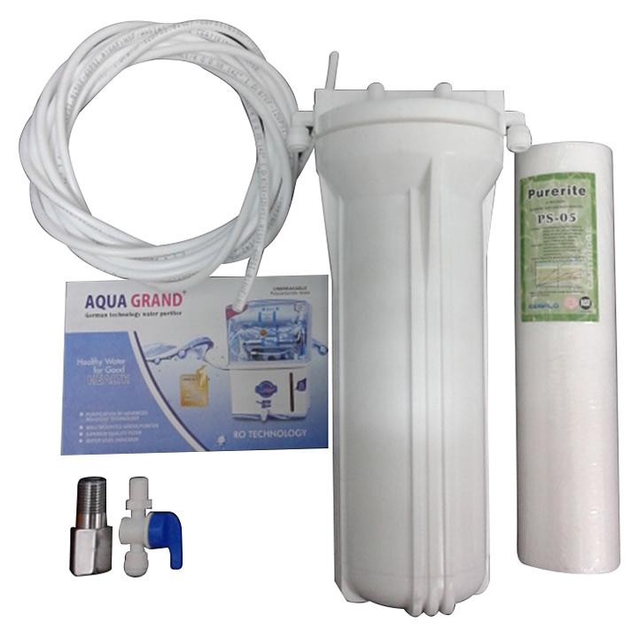 Sajal Aqua Grande+ 10 Litres RO+UV+TDS Controller Water Purifier