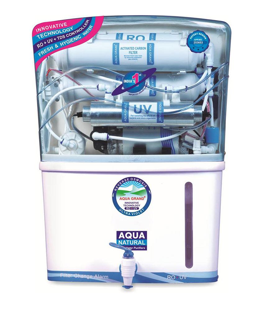 Sajal-Aqua-Grande+-10-Litres-RO+UV+TDS-Controller-Water-Purifier