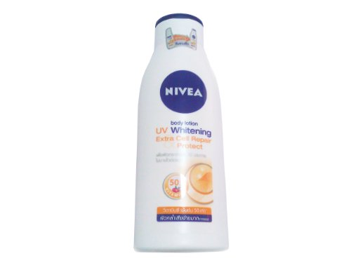 Nivea Uv Whitening Extra Cell Repair And Protect Body Lotion 400Ml