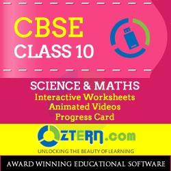 OZTERN Class 10 CBSE  Program USB (Physics, Chemistry, Biology & Math's)