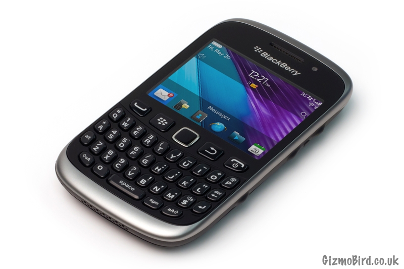 Blackberry Curve 9320 Black And Silver Shop Blackberry 9320 (...
