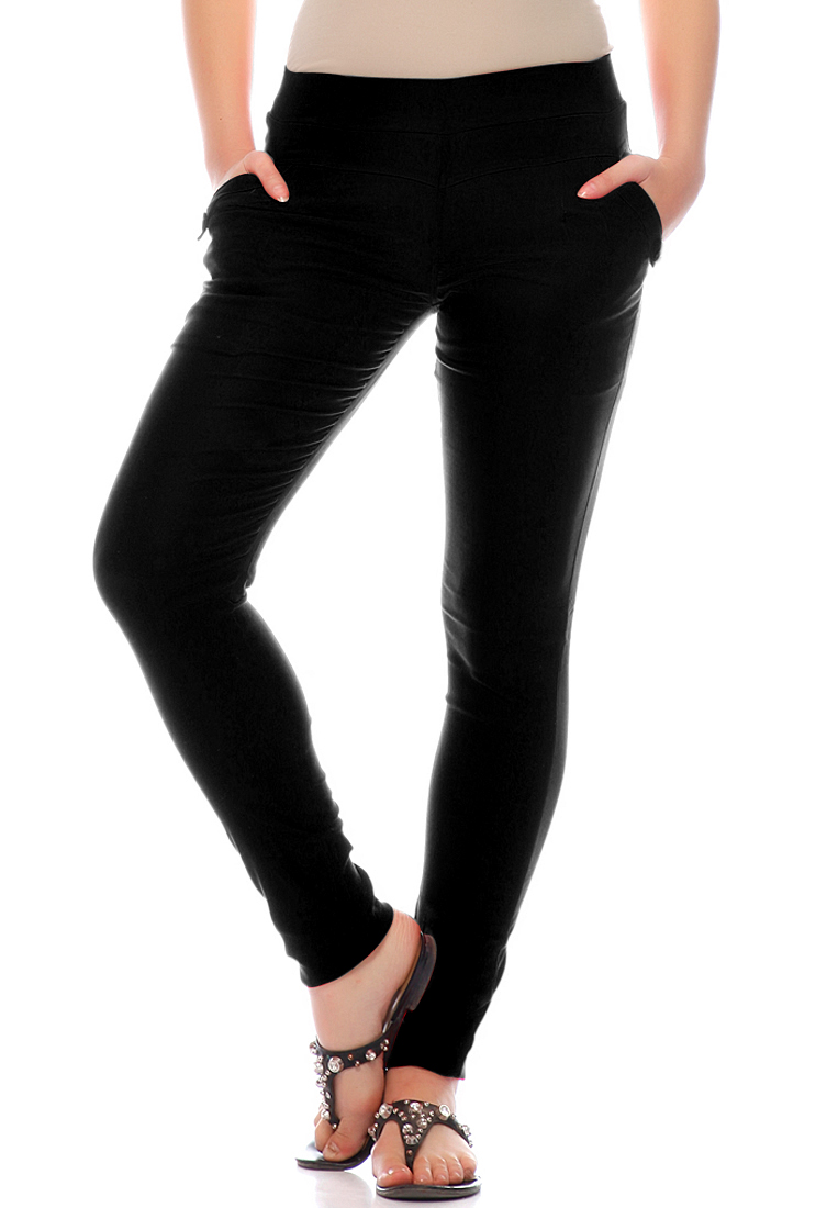 Embrace the fusion of style and comfort with women's jeggings! A wardrobe staple, jeggings paired with heels can take you to a party night, or with trainers you can walk the country side in chic style.