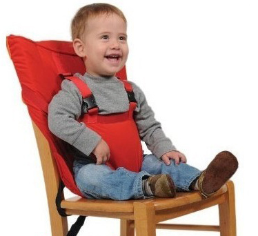 Baby Toddler Safety Chair Harness Seat Belt Color Red