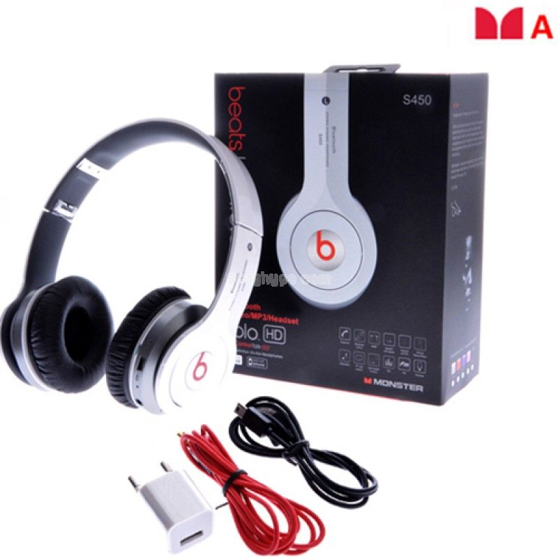 bc08a48a4b6 Beats By Dre Solo S450 Bluetooth - Kongoshin Armory - Custom Weapons ...