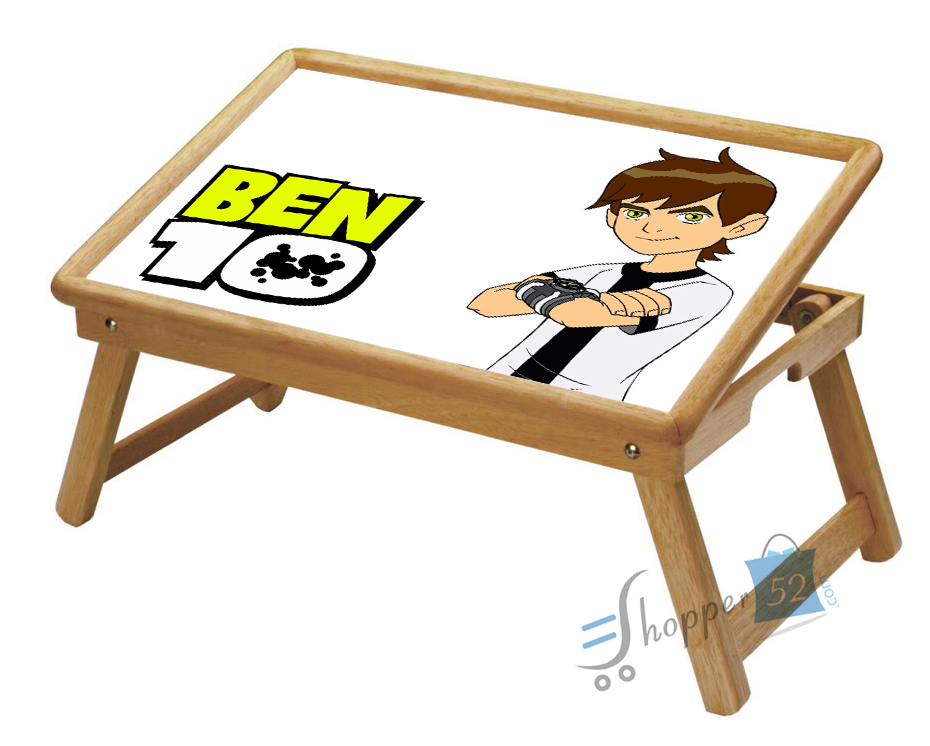 Folding Study Table Images : Shop Ben 10 Multipurpose Foldable Wooden Study Table For Kids WDTB3 ...