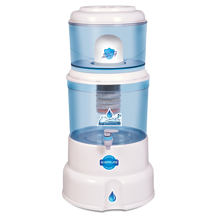 Online shopping for water purifier
