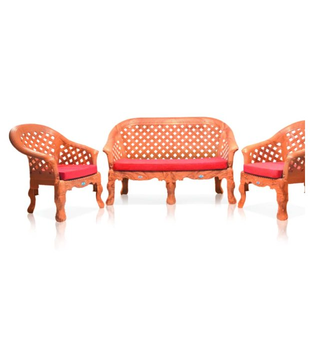 nilkamal luxura sofa set .