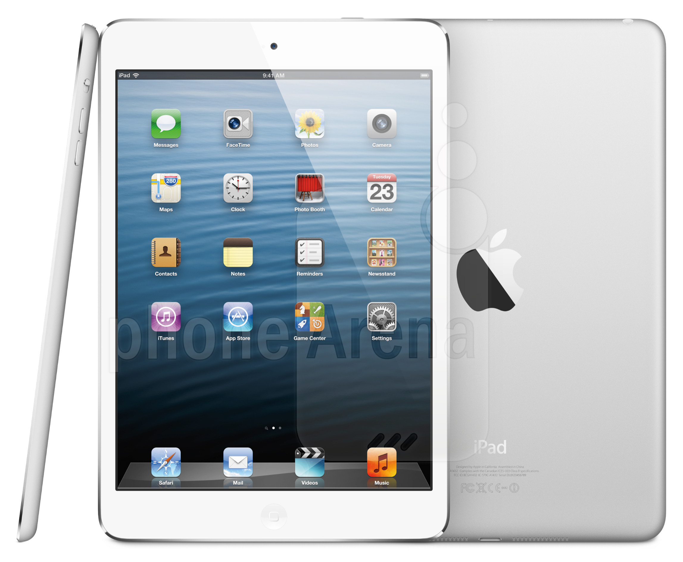 Apple iPad Mini Retina Display 32GB (Wi-Fi, 3G)