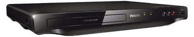 Philips DVP3608 DVD Player