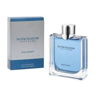 Davidoff Silver Shadow Altitude Edt Perfume (for Men) - 100 Ml
