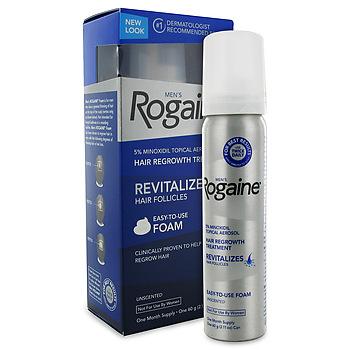 Rogaine pěna pro muže (Minoxidil 5%), 1x60ml, zastaví padání vlasů a aktivuje jejich růst