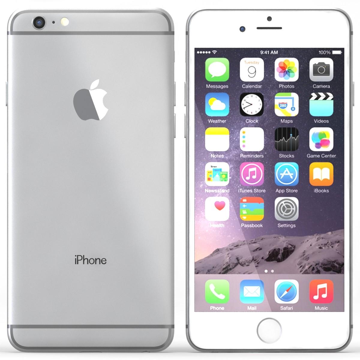 دانلود رام رسمی iPhone 6 Plus 9.2 IOS