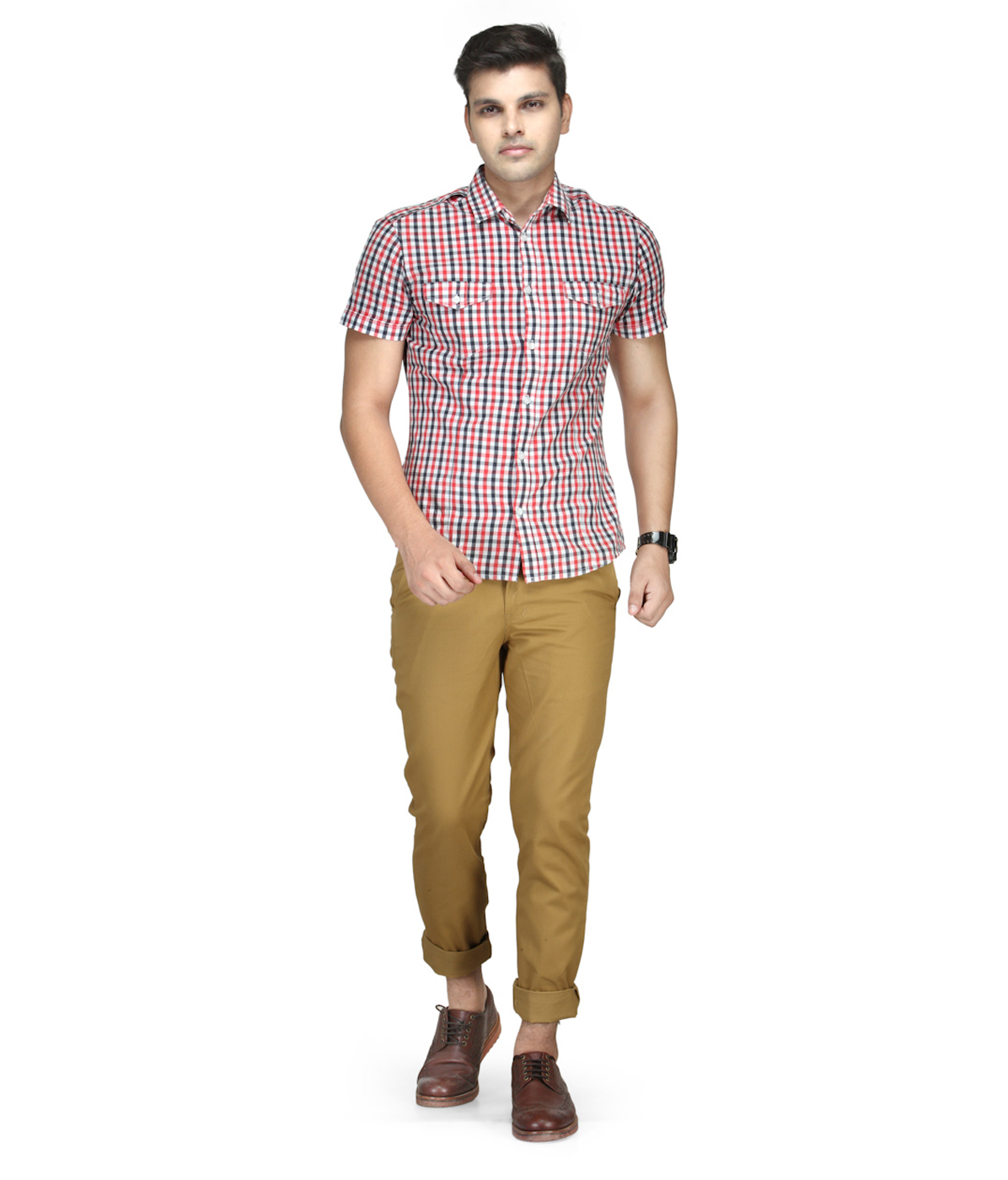 Shop haute couture beige chinos online shopclues for Haute couture shopping