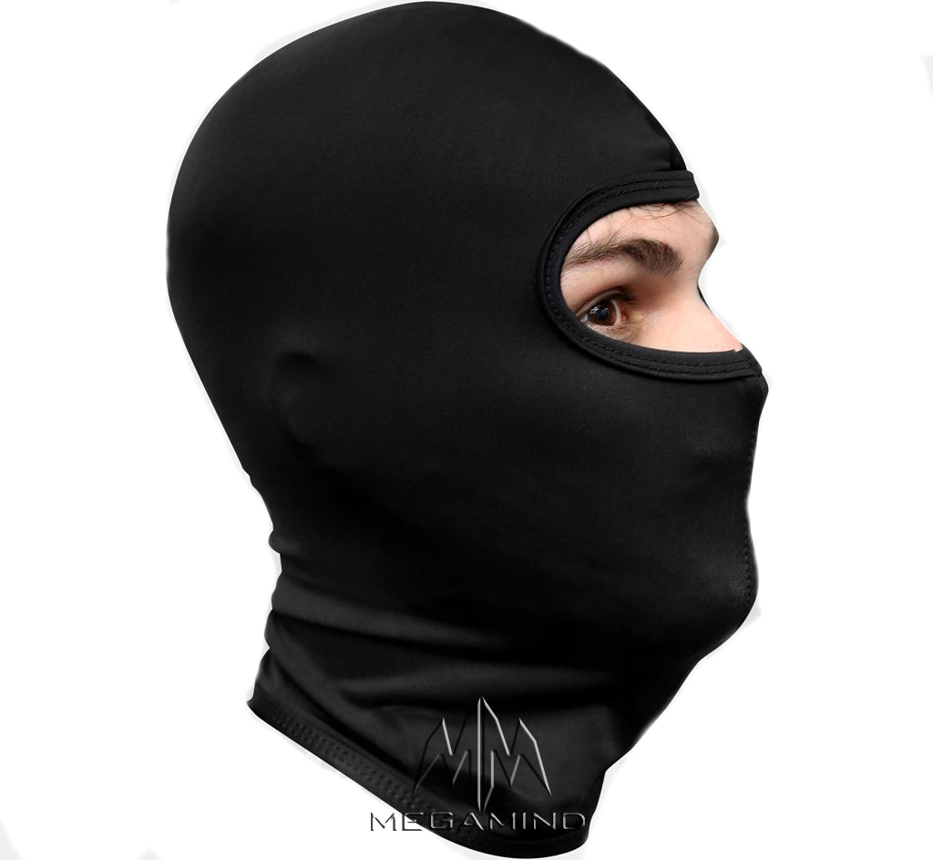 BALACLAVA Face Mask for Bike / Scooter Riding - Black Color Online at ...