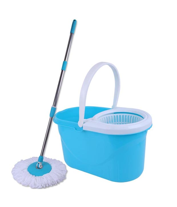 Powerful cleaning magic mop 360 rotating spin