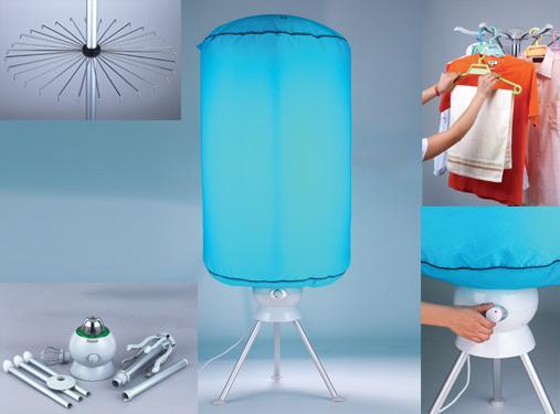 Miniature Clothes Dryer ~ Mini portable electric clothes dryer for men women