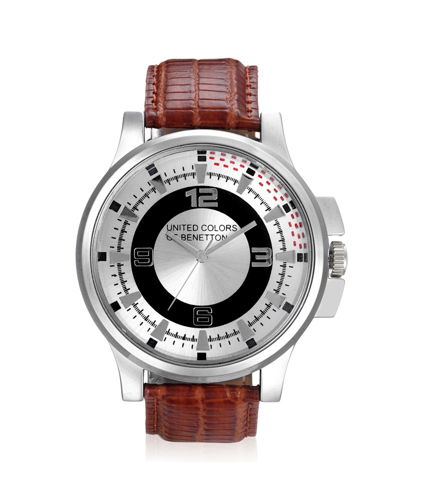 United colors of benetton men 39 s watch for sale online at best price from for Benetton watches